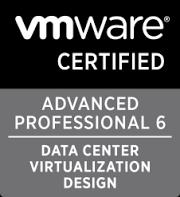 VCAP6-DCV design