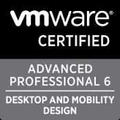 VCAP6-DTM design